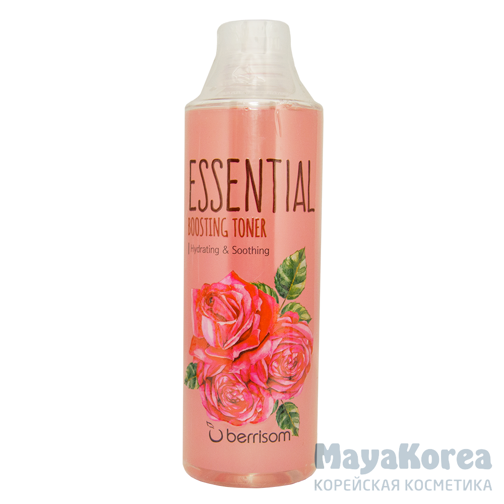 БР Essential Тонер для лица Essential Boosting Toner - Rose