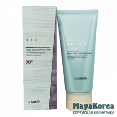 СМ Cell Renew Bio Пенка для умывания Cell Renew Bio Micro Peel Cleansing Foam 170мл