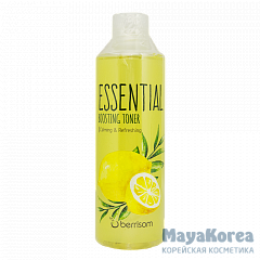 БР Essential Тонер для лица Essential Boosting Toner - TeeTree & Lemon 265ml