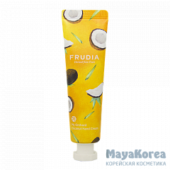 Frudia Squeeze Therapy Coconut Hand Cream/Фрудиа Крем для рук c кокосом 30 г