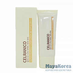 CELRANICO Super Perfect Chok Chok BB SPF30/Pa++, 40ml ББ крем для лица с муцином улитки, SPF30/Pa++, 40мл, CELRANICO