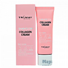 Крем для лица TRIMAY Collagen Sharks Fin Cream(50 гр)