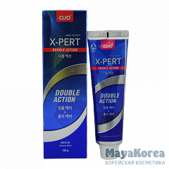 КЛИ Зубная паста Expert Toothpaste Double Action 130g 130гр