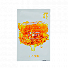 СМ Маска тканевая N с экстрактом меда Natural Honey Mask Sheet 21мл