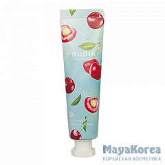 Frudia Squeeze Therapy Cherry Hand Cream/Фрудиа Крем для рук c вишней