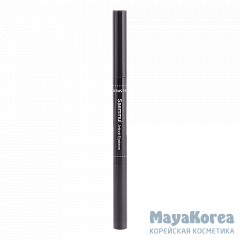 СМ EYE Карандаш для бровей  4 Saemmul Artlook Eyebrow 04. Black Gray 0,2гр