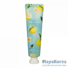 Frudia Squeeze Therapy Citron Hand Cream Фрудиа Крем для рук c лимоном